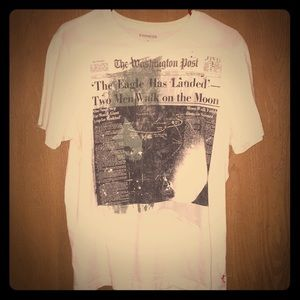 Express 'The Eagle Has Landed' Graphic Tee